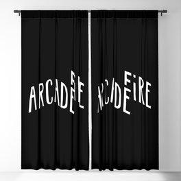 ArcadeFire Blackout Curtain