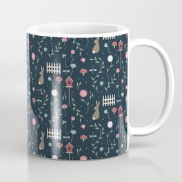 Midnight Garden Coffee Mug