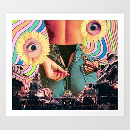 Creative Inspiration, 2018 Art Print