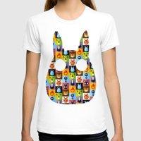 calcifer T-shirts featuring Miyazaki's by badOdds