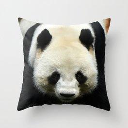 Big Panda Throw Pillow
