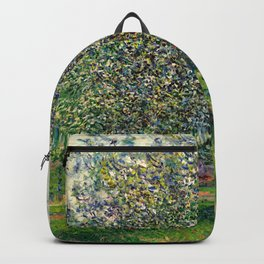 "Claude Monet ""Le Pommier"" Backpack"
