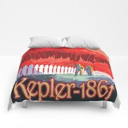 Kepler-186f - Exoplanet Series Comforters
