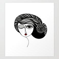 NOLA Art Print