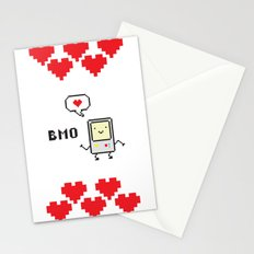 Beemo Lovin' Adventure Time Boogie Stationery Cards