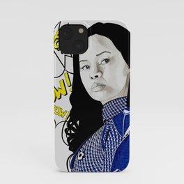 Frankie Adams iPhone Case