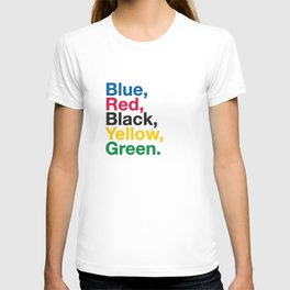 UCI World Champion - Rainbow Jersey T-shirt