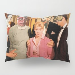 Mask Party Pillow Sham