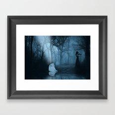 Fantasy - So Gone Framed Art Print