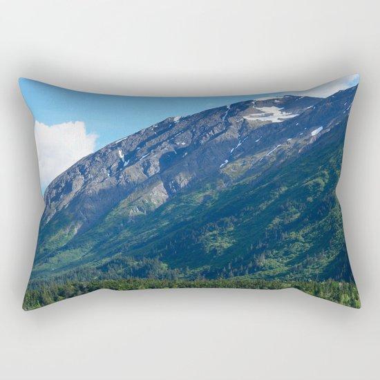 July at Tern Lake - II Rectangular Pillow