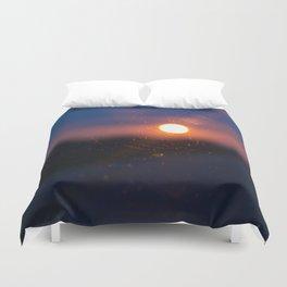 Sunrise.. Sunset.. Duvet Cover