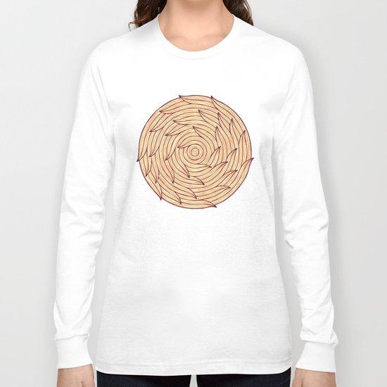 Maelstrom (warm) Long Sleeve T-shirt