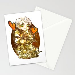 Death Stranding Mads Stationery Cards