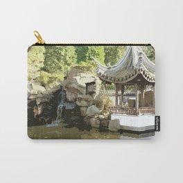 Japanese Tea Garden Carry-All Pouch