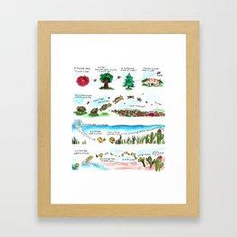Tree Hugger Kimya Dawson Framed Art Print