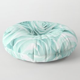 Aqua Dream Floor Pillow