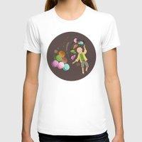macarons T-shirts featuring Macarons by Lilian Darmono