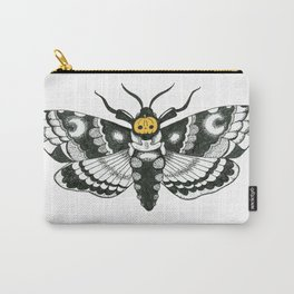 Halloween Death Moth Carry-All Pouch