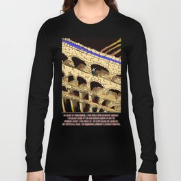 The Dreaded Aqueduct Long Sleeve T-shirt