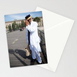 Parisian Mugshots - Take Me To Church (Gueules de Parisiens) Stationery Cards