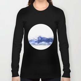 Atmospheric abstract Long Sleeve T-shirt