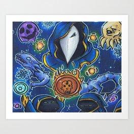 Lunatic cultist Art Print