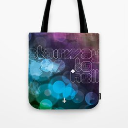 Stairway To Hell Tote Bag