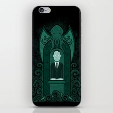 The Altar iPhone Skin