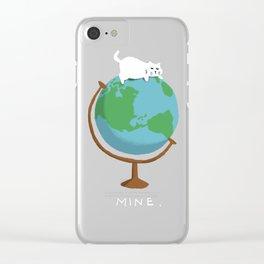 Sweet Dream Clear iPhone Case
