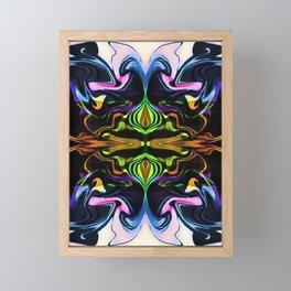 The Curse of Jeconiah Framed Mini Art Print