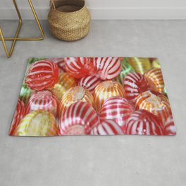 Striped Candy Rug