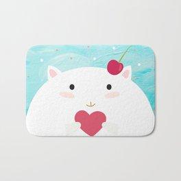 Baby Valentine Bath Mat