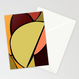 Ocean's Shell Stationery Cards