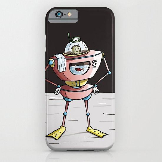 On the moon 3 iPhone & iPod Case