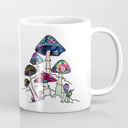 Garden of Shrooms Coffee Mug