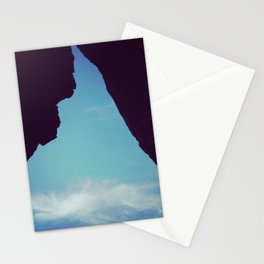 triangle sky Stationery Cards