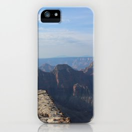 Independence at Grand Canyon iPhone Case