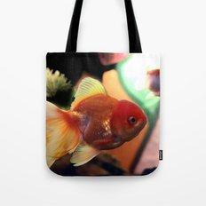 freshwater Gold fish Tote Bag