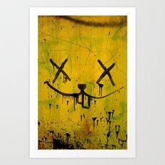 Critter Control Art Print