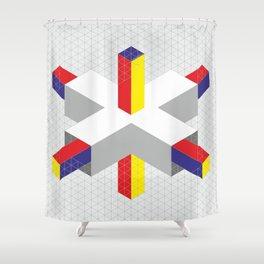 i333 Shower Curtain