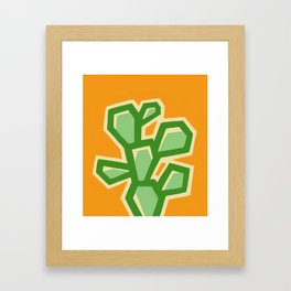 Nopalito Framed Art Print