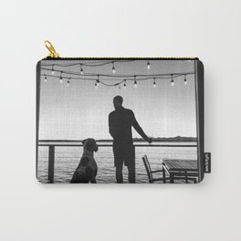 Mans Best Friend Carry-All Pouch