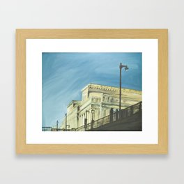 Onward to Milwaukee Framed Art Print