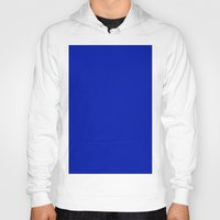 pantone Hoodies featuring Blue (Pantone) by List of colors