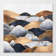Hills 2 Canvas Print