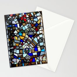 Beauty in Brokenness Andreas 2 Stationery Cards