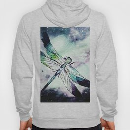 space dragonfly Hoody
