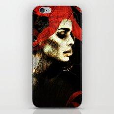 portrait of a dream iPhone Skin