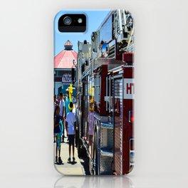 HB Community (Surf City USA) iPhone Case