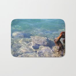 Hawaiian Harbor Waters Bath Mat